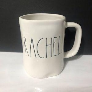 Rae Dunn Brand new RACHEL mug